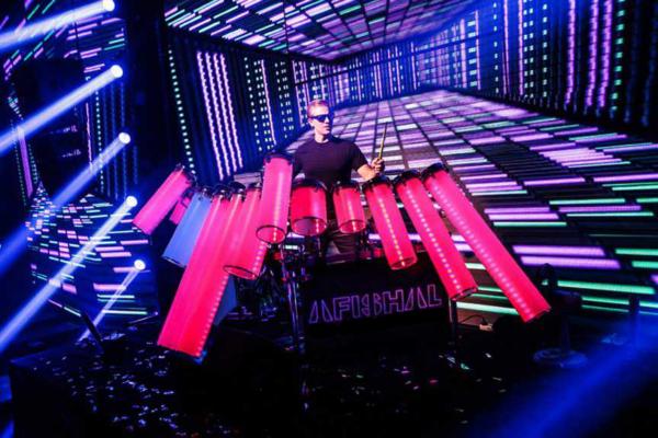 Afishal - LED Percussion