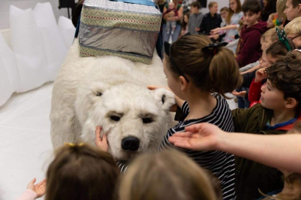 Bjorn the Polar Bear
