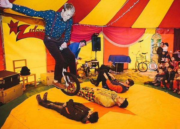 Lucas - Circus Entertainer