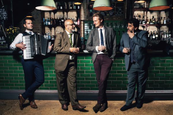 The Jonny Quartet