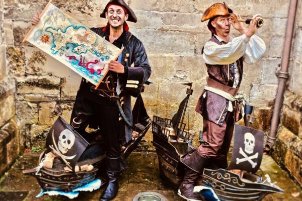 Aargh! pirates