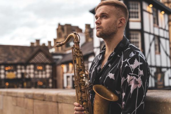 Joe R - saxophone